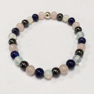 Crystal Healing Bracelet – Self Esteem