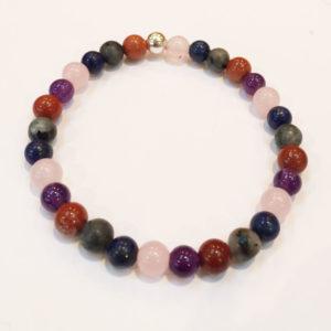 Crystal Healing Bracelet – Stress