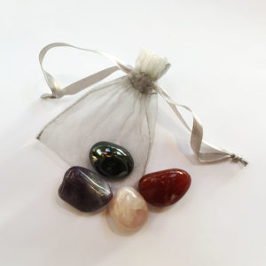 Crystal Healing Bags For Fatigue