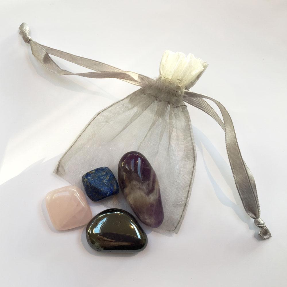 Crystals for Headache
