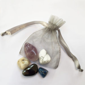 Crystal Healing Bag For Insomnia