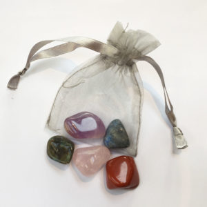 Crystal Healing Bag For Stress